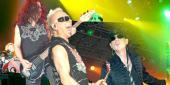 «Беспрецедентное» турне рок-группа «Скорпионс»